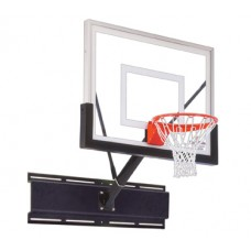 UniSport Select Wall Mount Basketball System