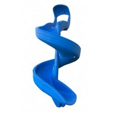 Twisty Spiral Slide 7 Foot Deck