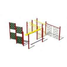 Expedition Playground Equipment Model PS5-20667
