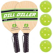 Diller 2 Player Paddle and Ball Pack