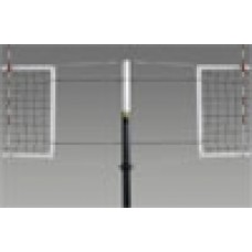 Frontier Express-SBS Competition Steel Volleyball System