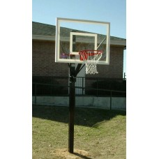Sport II Fixed Height Basketball System Inground