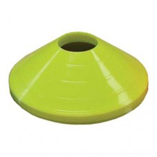 Disk Cone Neon Yellow 2.25 Inch Height x 7.625 Inch Each D272YW